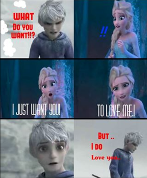 Everything what Elsa need