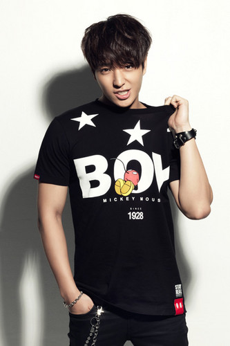 F.T. Island wallpaper with a jersey entitled F.T. Island  for 'STAYREAL'