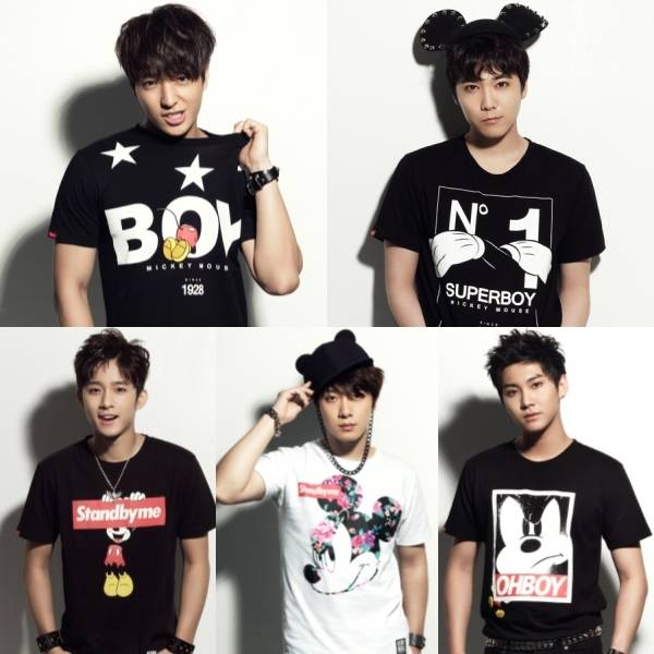 F.T. Island for 'STAYREAL'
