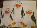 FISHHHHH!!!!!!  - penguins-of-madagascar fan art
