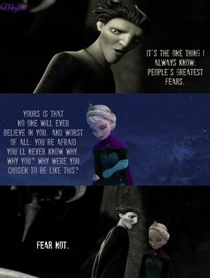 Fear Not, Elsa