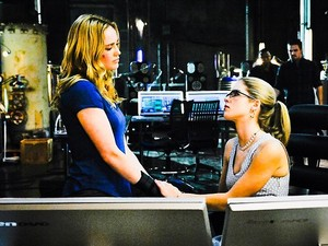 Felicity and Sara