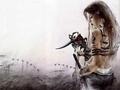 Female Warrior Beauty