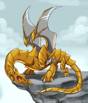 Festus The Bronze Dragon