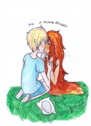 FinnXFlame Princess