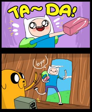 Finname Comic