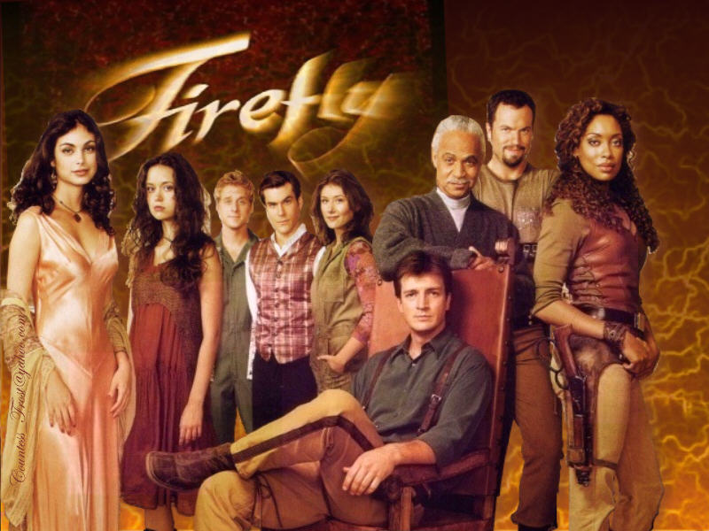 Costume Contest #57 - Big darn Heroes! The Cast of Firefly - Gen ...