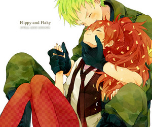 Flippy and Flaky anime