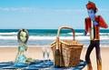 FrankiexHolt picnic সৈকত তারিখ