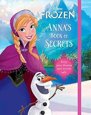Холодное сердце Anna's Book of Secrets