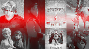 Frozen Collage