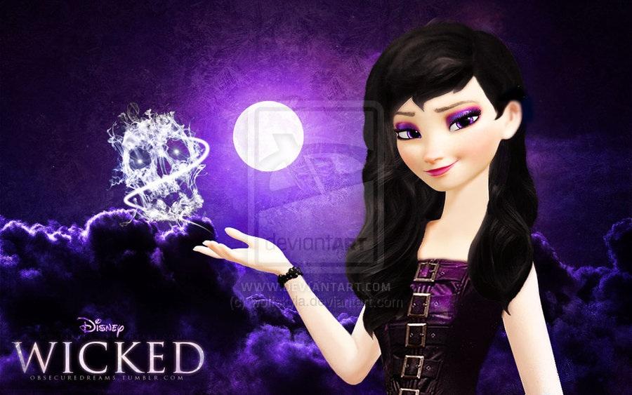 Frozen: Dark version (Wicked)