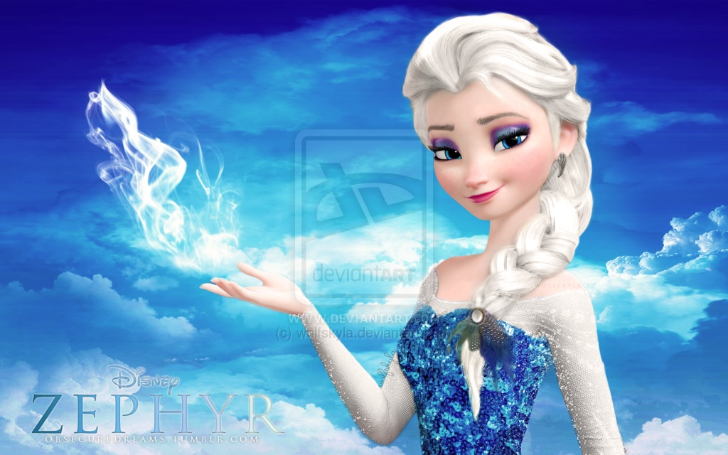 Frozen: Element swapped to air (Zephyr)