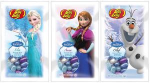 アナと雪の女王 ゼリー beans