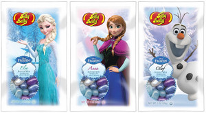 Frozen Jelly beans
