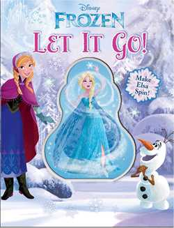 फ्रोज़न Let It Go Book