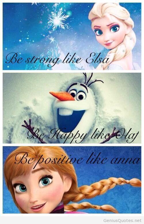 Frozen Quote - Frozen Photo (37256370) - Fanpop