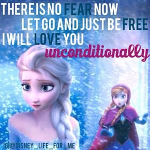 Frozen - Uma Aventura Congelante Unconditionally