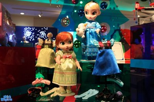 アナと雪の女王 Animator's Doll Deluxe Set