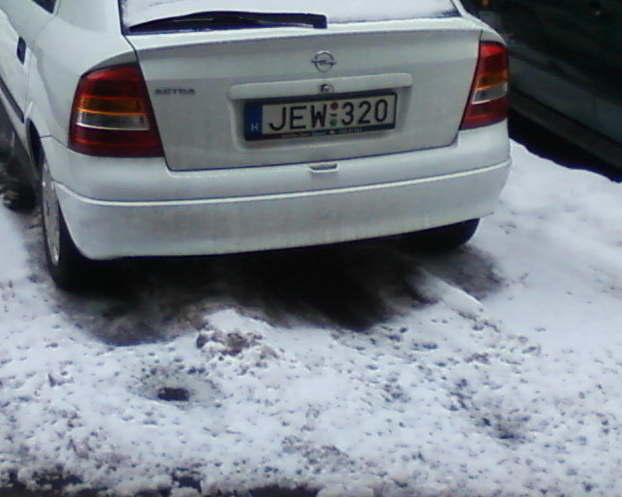 Funny Hungarian license plate :)