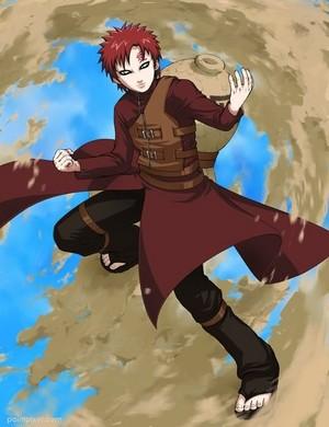 Gaara: Naruto Shippuden