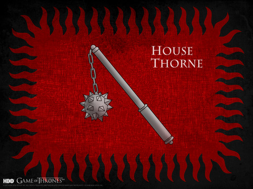 Game of Thrones wallpaper entitled House Thorne