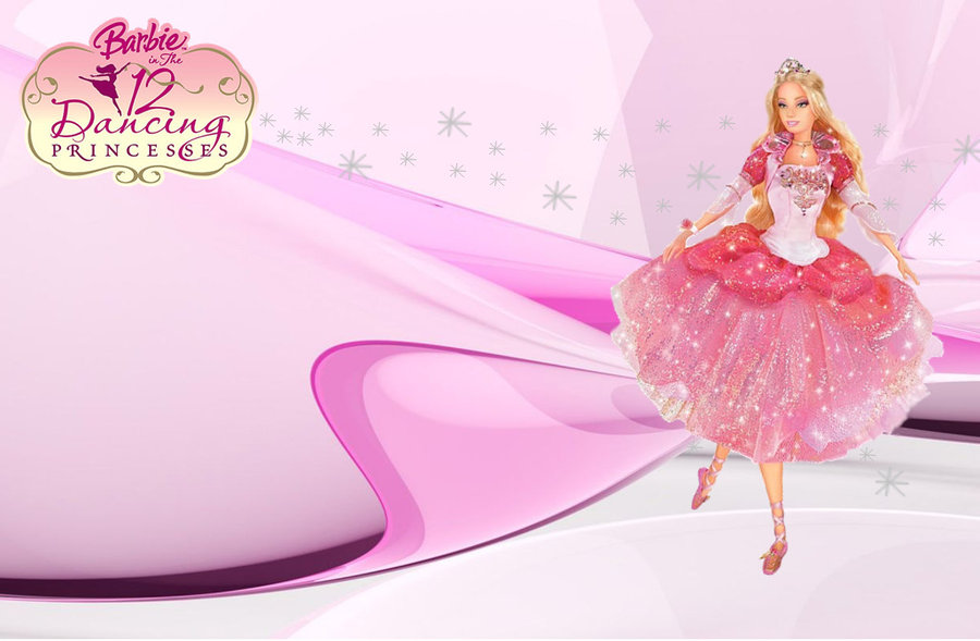 Amazoncom Barbie in The 12 Dancing Princesses Kelly