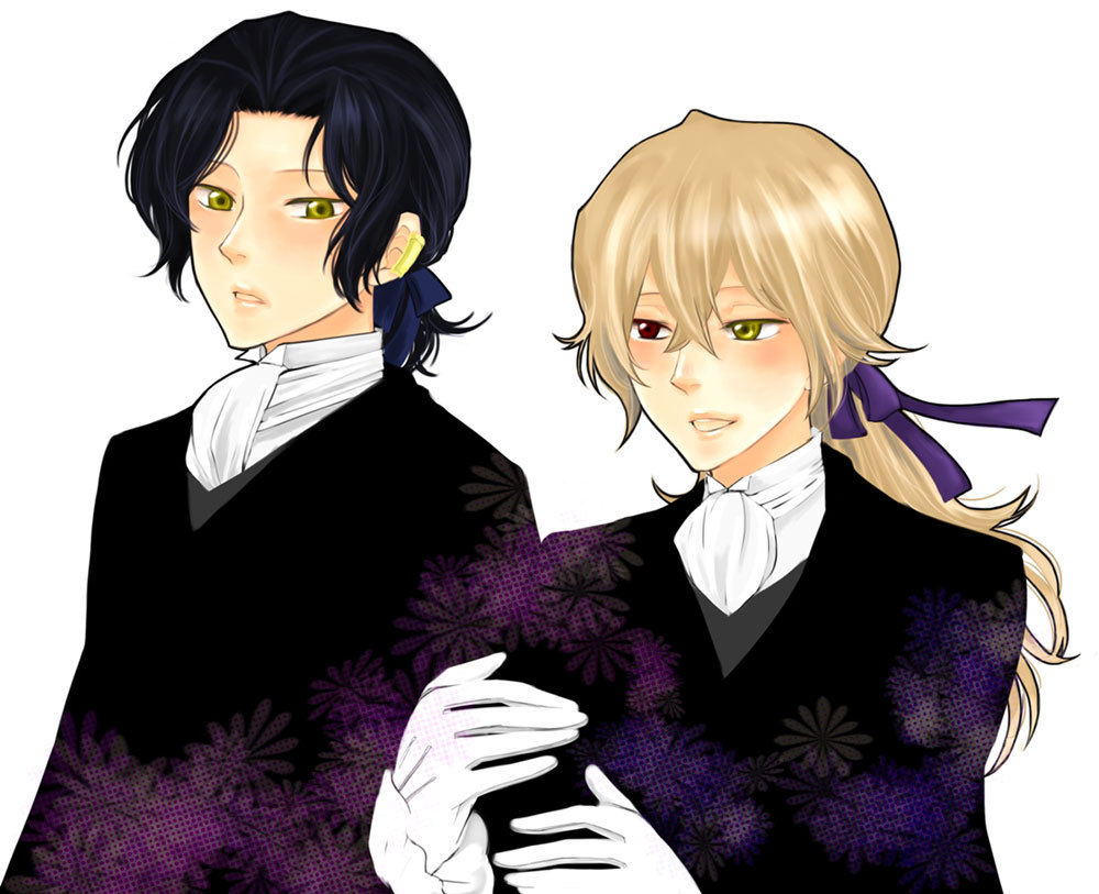 Gilbert and Vincent Nightray