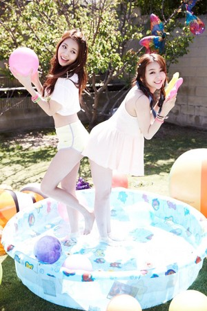 Girl's Day Minah and Yura – Darling Teaser
