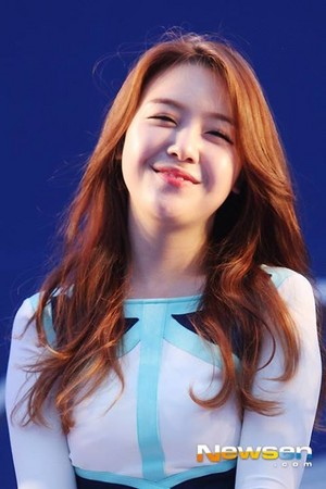 Girls' Day Minah World Cup Cheering Event