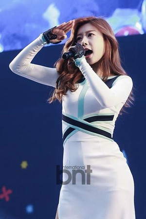 Girls' Day Sojin World Cup Cheering Event