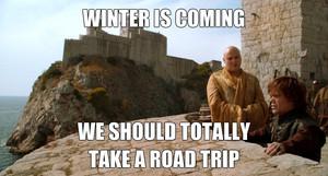 Tyrion & Varys Roadtrip