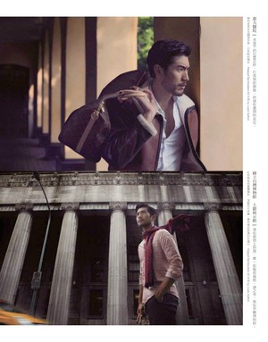 Godfrey for Men's Uno Taiwan