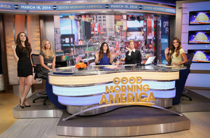 Good Morning America - March 18th