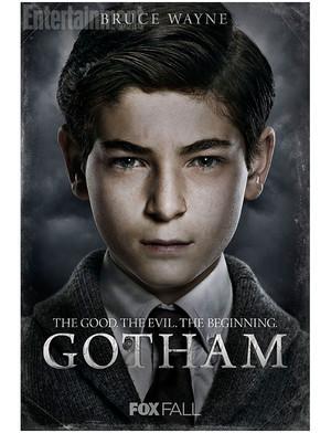 Gotham Posters - Bruce Wayne