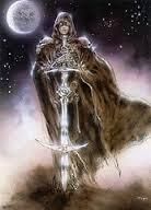 哥特式 Warrior Woman