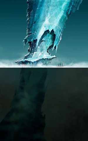 HTTYD 2 - Ice pillar