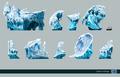 HTTYD 2 - Lagoon Icebergs
