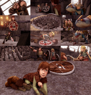 HTTYD - Focus,Hiccup