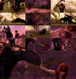 HTTYD - Forbidden Friendship