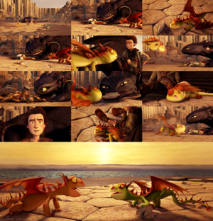 HTTYD - Not so fireproof
