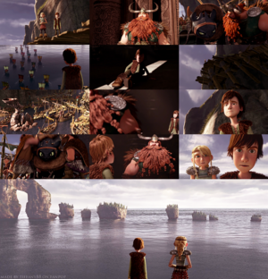 HTTYD - Ready the Ships