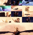 HTTYD - Romantic Flight