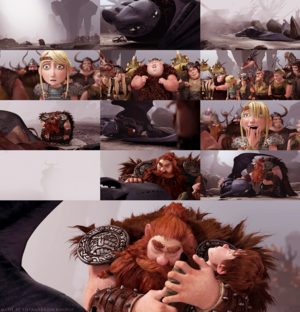 HTTYD - Where's Hiccup I