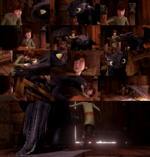 HTTYD - Where's Hiccup II