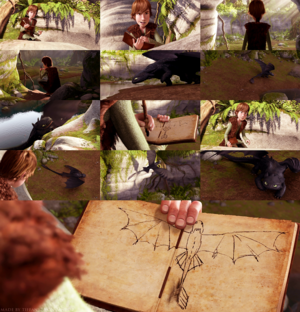 HTTYD - Wounded