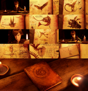HTTYD - the Dragon Book