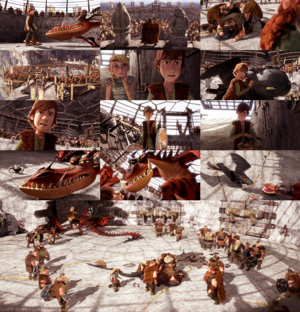 HTTYD - the Kill Ring