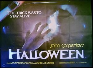 halloween 1978 ad