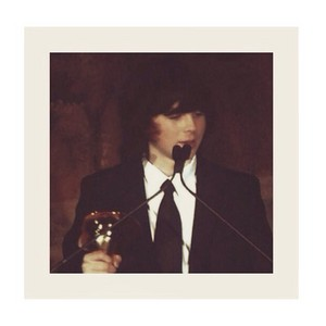 Hana's Instagram post of Chandler winning his award last night ❤